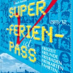 Plakat Superferienpass 2011/12