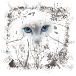 Illustration mit Katzenfoto