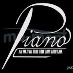 Piano, Kalligrafie