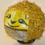 Kopf-Maske Faultier