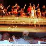 Theaterfotos (Mehrfachbelichtung verschiedene Schärfenebenen)