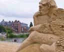 Denker aus Sand